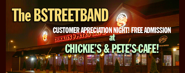 Sat Nov 26  – Chickie and Pete's – Best Sports Bar in America!