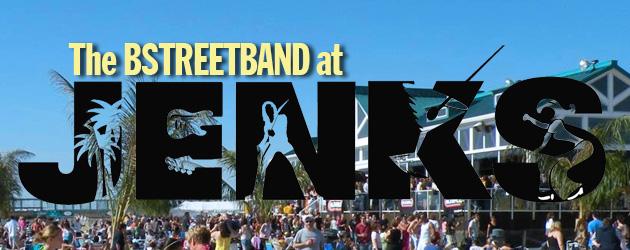 Sundays, Starting June 22 – Jenks Club in Jenkinsons Pavilion – Point Pleasant