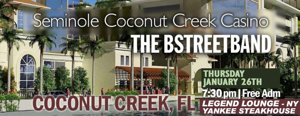 Casino coconut creek fl seminole
