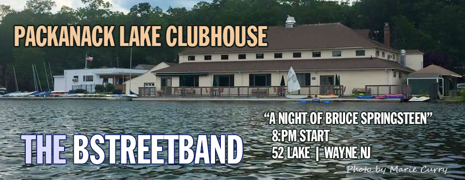 Sat. Jan 20 – Packanack Lake Clubhouse, Wayne NJ – SOLD OUT